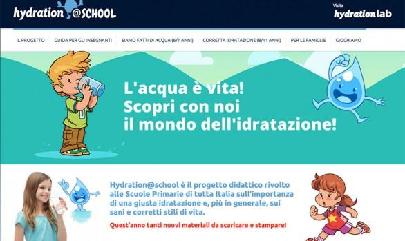 Hydration@school